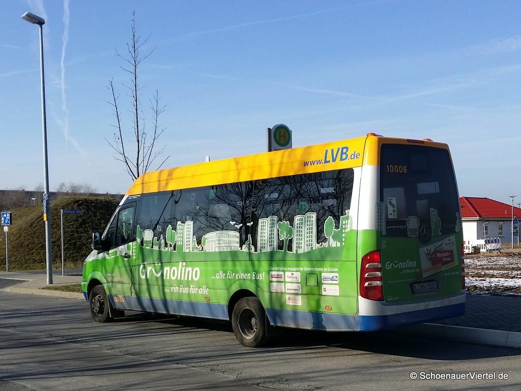 Grünolino - Quartierbus 66