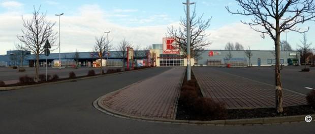 Panorama Kaufland Schönau