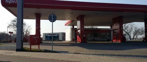 Tankstelle Lützner Straße