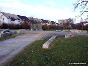 Schönauer Welle Kreuzung