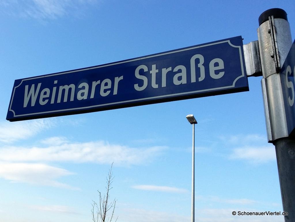 Weimarer Straße